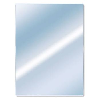 Euroshowers Rectangle Bevelled Mirror 50x40cm