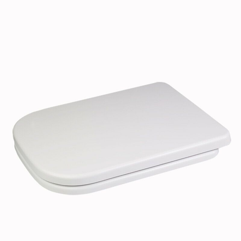 The Bristol - Square Shaped Soft Close Quick Release Duroplast Toilet Seat