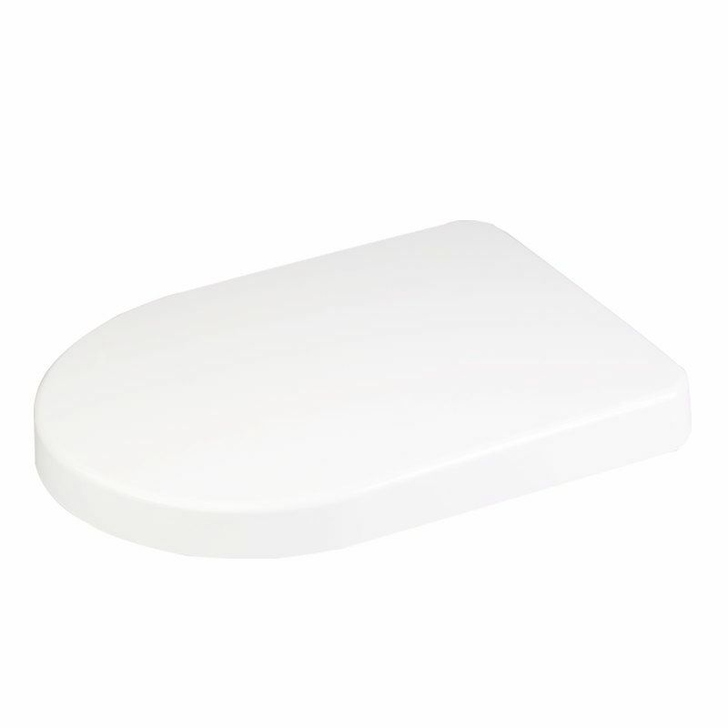 Long D Shape Toilet Seat- by Family Seat