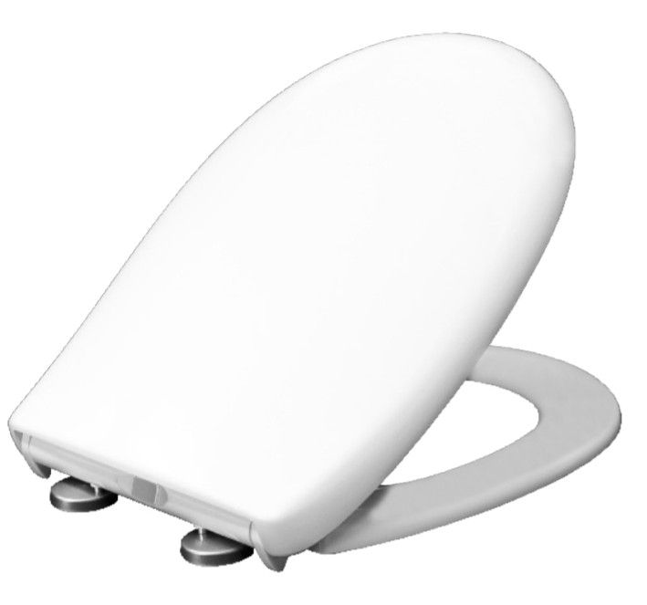 Bemis FLORENCE Slow Close STA-TITE Toilet Seat #2065