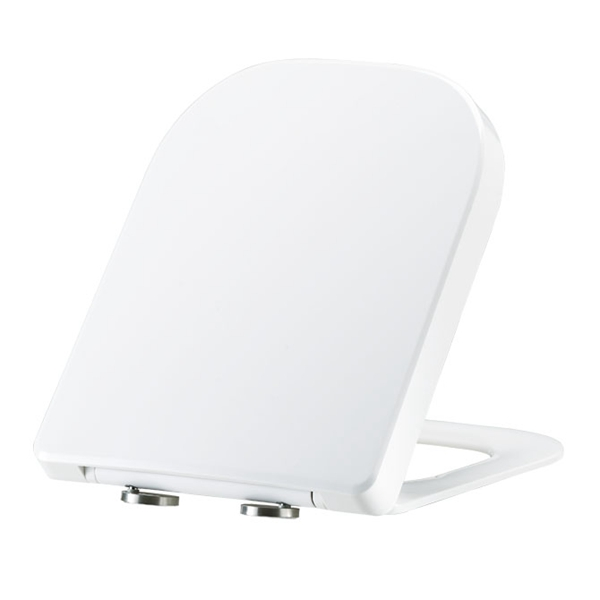 RTS Tapered Square Soft Close Toilet Seat w/ Quick Release