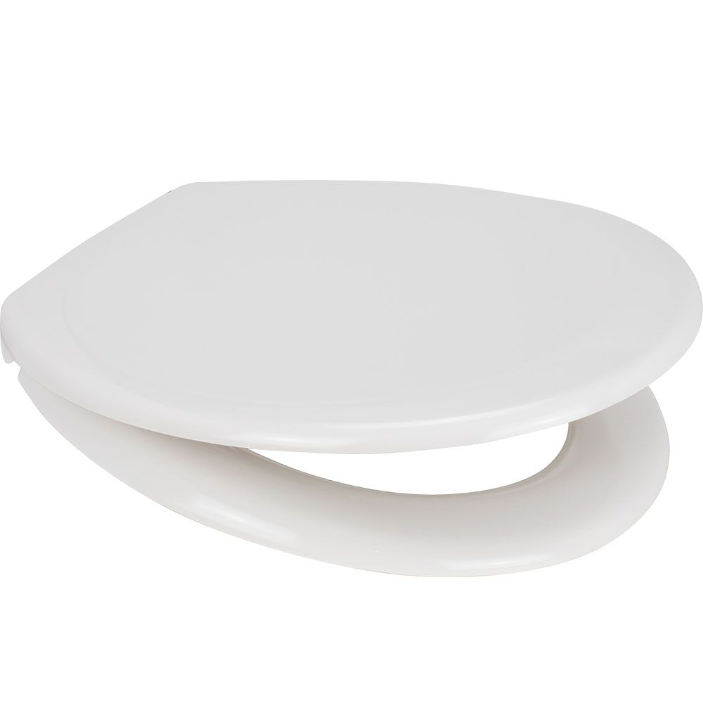 Euroshowers Pearl Anti-Bacterial Toilet Seat  - 84210
