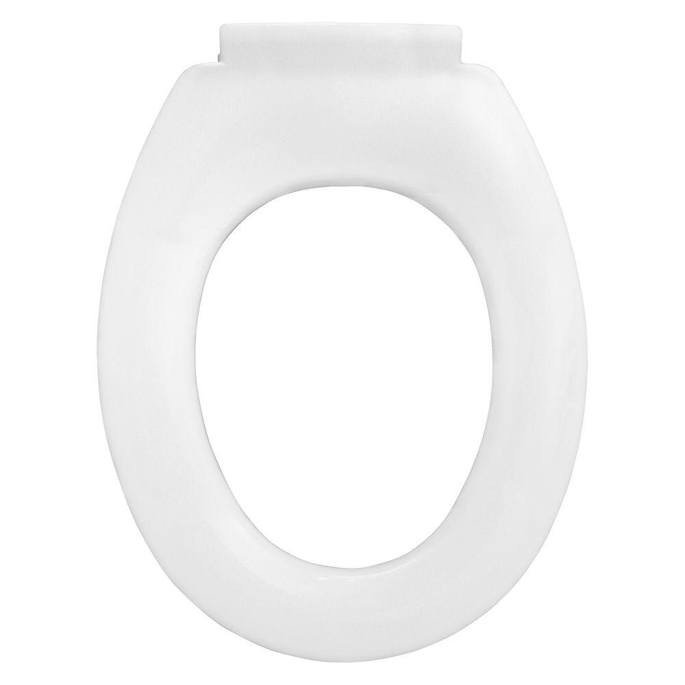 Bemis Kensey Commercial Toilet Seat - 108061 - White - Blue