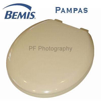 Bemis Pampas Coloured Wood Toilet Seats