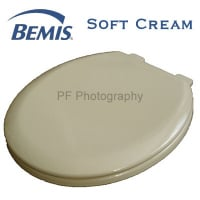 Strange Bemis Champagne Coloured Toilet Seat Replacement Caraccident5 Cool Chair Designs And Ideas Caraccident5Info