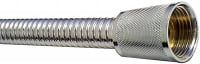 Euroshowers Super8 Chrome Plated Shower Hose - 125cm
