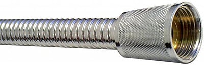Euroshowers Super8 Chrome Plated Shower Hose - 150cm