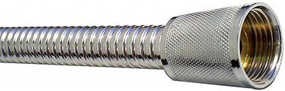 Euroshowers Super8 Chrome Plated Shower Hose - 200cm