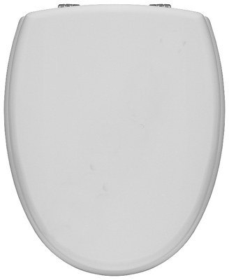 Fenice Toilet Seat by Carrera & Matta - White