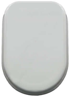 Sintesi Toilet Seat by Carrera & Matta - White