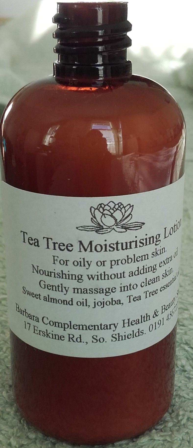 Tea Tree Moisturising Lotion
