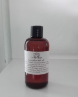 Lavender Bath Oil (100ml)