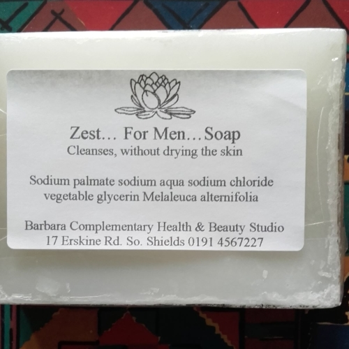 Zest...Soap for Men (100g)