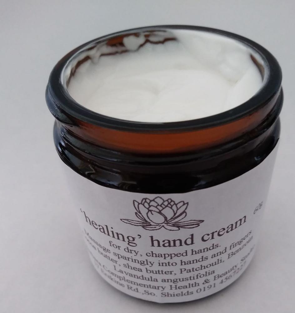 'Healing' Hand Cream (60g)