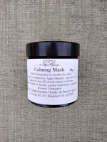 Calming Face Mask (60g) with Sunflower and Chamomile