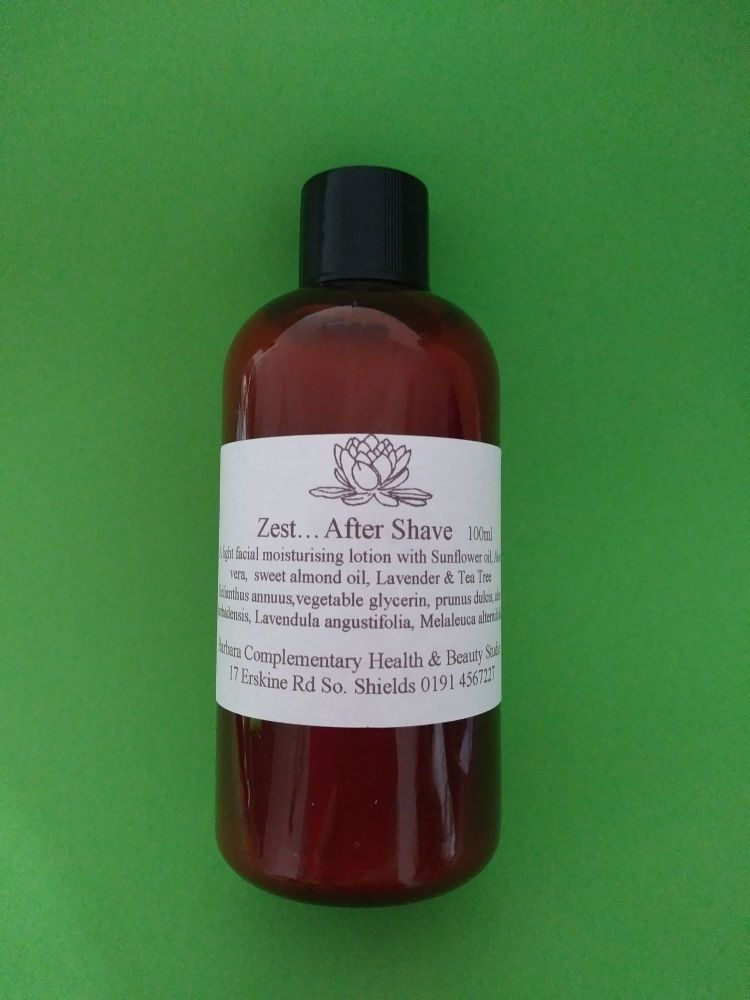 Zest...Aftershave (100ml)