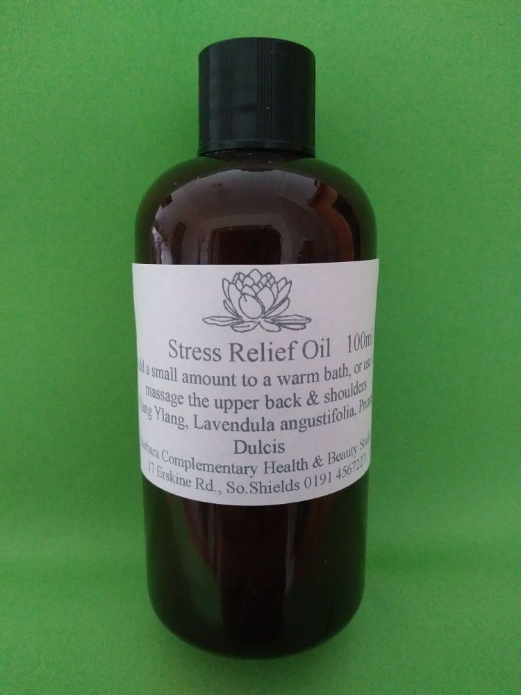Stress Relief Oil  100ml