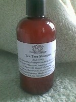 Tea Tree Shampoo (100ml)