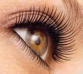 Hollywood eyelashes at Sussex Hairdresser - Cezala Billingshurst