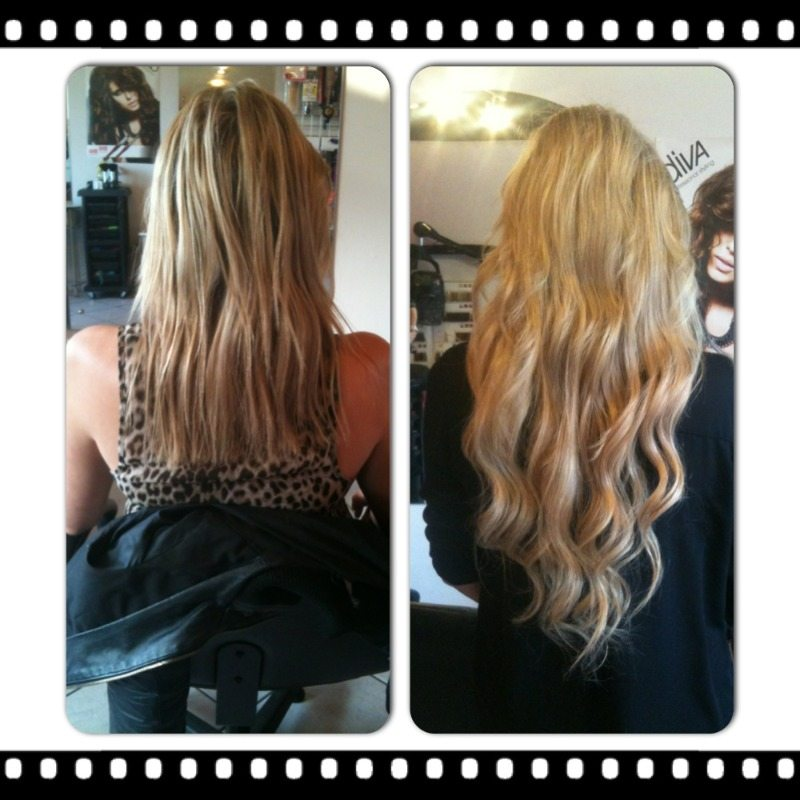 Hair Extension Horsham Specialist Micro Bead Russian Indian
