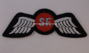 WW2  Jedburghs Wings