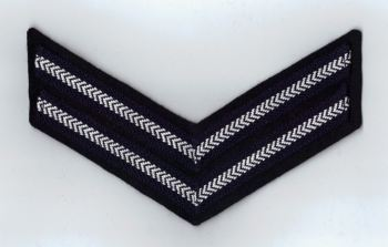 RAF Cpl Rank Chevrons