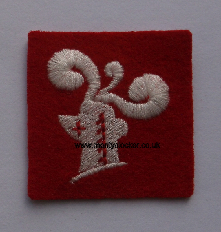 WW2 - 2nd Armoured Division