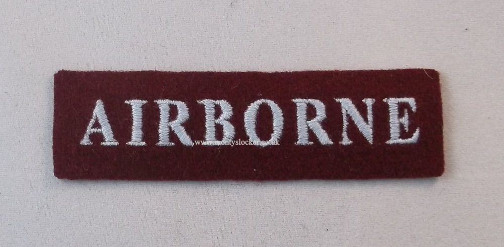 WW2 Airborne Strip (Pair)