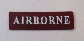 WW2 Airborne Strip (Pair)