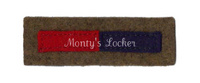WW2 RA Arm of Service Strip (Pair)