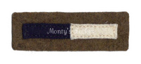 WW2 R Signals Arm of Service Strip
