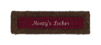 WW2 RAMC Arm of Service Strip