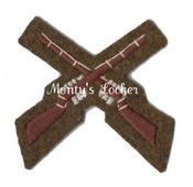 WW2 Marksman - (Crossed Rifles)