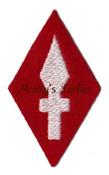 WW2 - 1st Army Corps