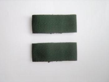 WW2 1st Bn Royal Ulster Rifles Slips (Pair)
