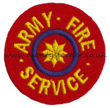 WW2 Army Fire Service