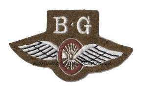 WW2 BG with Wings (Bren Gunner)