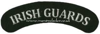 WW2 Irish Guards Shoulder Title