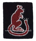 WW2 - 7th Armoured Division (2nd Pattern-Late Version)