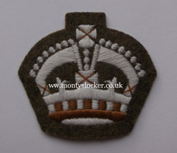 WOIII (Kings) Crown General Service Issue