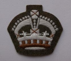 WOIII (Kings) Crown General Service Issue