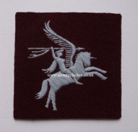 WW2 Pegasus Arm Badge