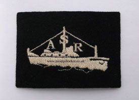WW2 Air Sea Rescue (RAF) Arm Badge