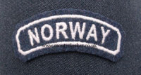 RAF Norway Nationality Title (Officer)