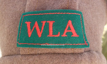 Women's Land Army (WLA) Shoulder Slip (Pair)
