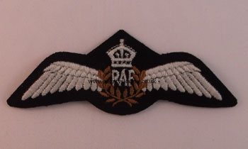 WW2 RAF Pilots Wings