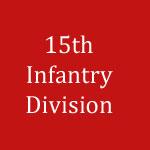 15th Inf Div