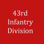 43rd Inf Div
