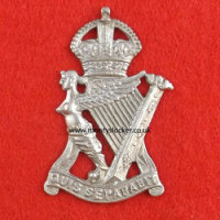 Royal Ulster Rifles (RUR) Cap Badge