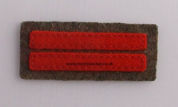 WW2 Infantry (Second Brigade) Arm of Service Strip